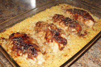 Forgotten Chicken - The Not So Desperate Chef Wife