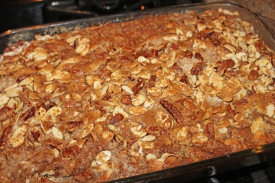 Pumpkin Crisp - The Not So Desperate Chef Wife