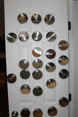 New Spice Door