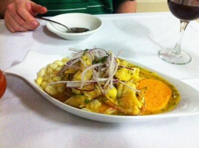 Machu Picchu Peruvian Cuisine