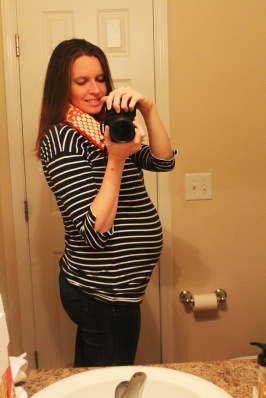 Week 29 Belly - The Not So Desperate Chef Wife