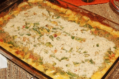 PW Green Bean Casserole - The Not So Desperate Chef Wife